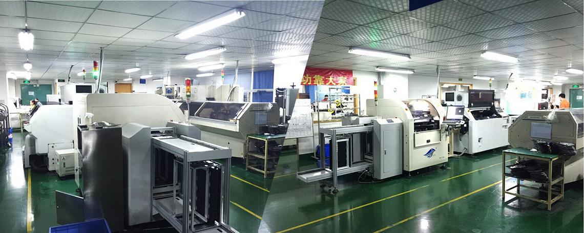 PCBA生产机器