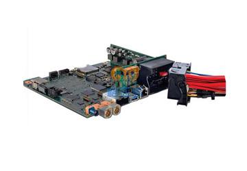 车载导航仪电路板PCBA加工