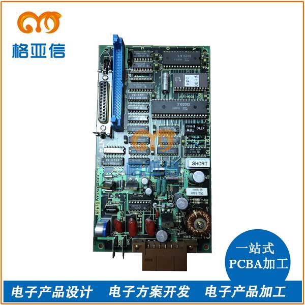 激光切割机线路板开发_工业主板_深圳格亚信电子有限